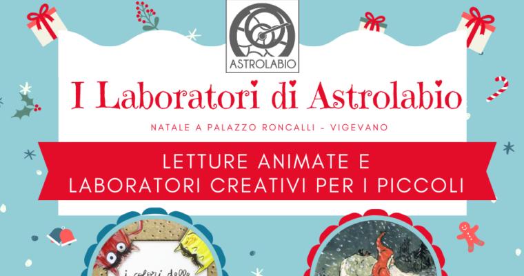 I Laboratori di Astrolabio