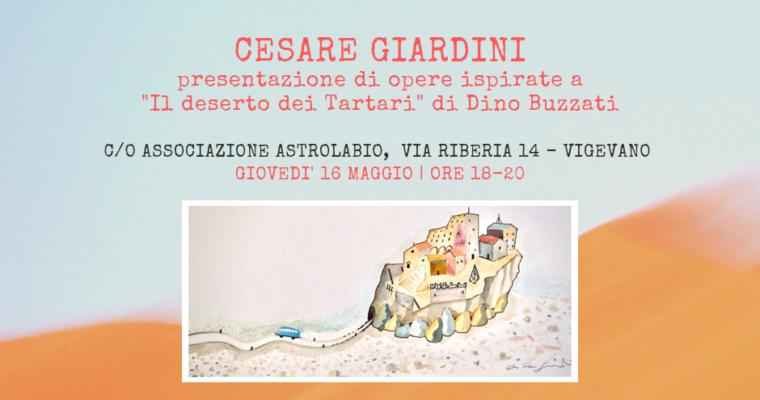 Cesare Giardini: Il deserto dei Tartari