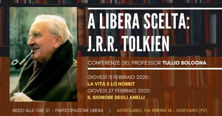 SOSPESO – A libera scelta: J.R.R. TOLKIEN