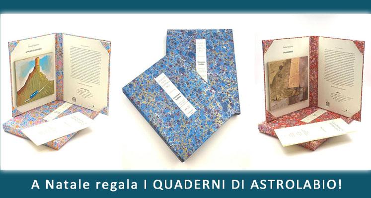 Natale all'insegna dell'arte con I Quaderni di Astrolabio!