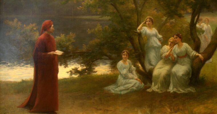 Le donne di Dante – quattro monologhi al femminile