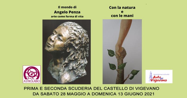 Due mostre alle scuderie del Castello di Vigevano